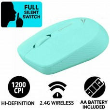 Alcatroz Silent Wireless 2.4g Airmouse 3 Mint