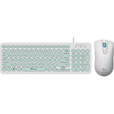 Alcatroz Wired Mouse And Keyboard Jellybean U2000 W.Mint