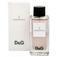 Anthology L Imperatrice 3 by Dolce and Gabbana for Women - Eau de Toilette, 100ml