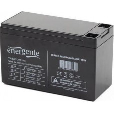 Energenie Lead Battery For Ups 12v 7,5ah