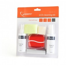 Gembird 6-In-1 Lcd Cleaning Kit - CK-LCD-05