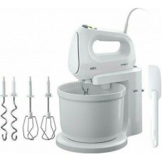 Braun Mixer With Bucket HM 1070 WH
