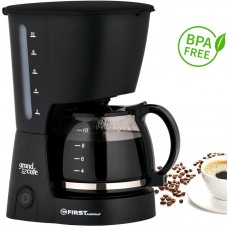 First Austria Filter Coffee Maker FA-5464-2 Black