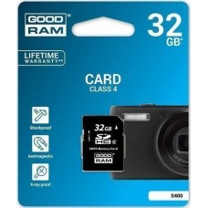 Goodram 32Gb Sd Card CL4 S400