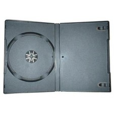 Dvd Box Black 7mm Bgrede (1bs/200) BOX9005