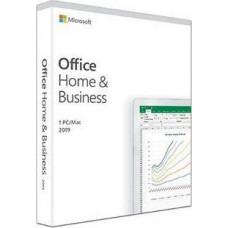 Microsoft Office Home and Business 2019 English EuroZone Medialess P6