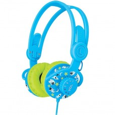 Sonicgear Child-Safe Headphones Blue