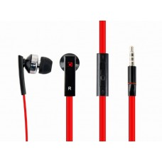 "Gembird Earphones With Microphone And Volume Control ""Porto"""