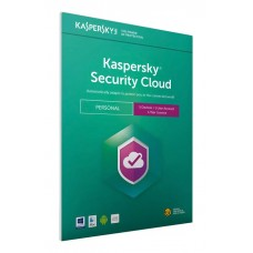 Kaspersky Security Cloud, 5 Devices, 1 User, 1 Year, English