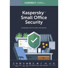 Kaspersky Small Office Security 2019, 10 Devices & 1 Server, 1 Year, EU