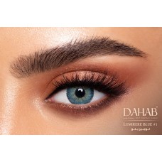 Dahab Contact Lenses - Daily Collection Lumirere Blue