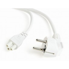 Cablexpert Power Cord C5 Vde Aproved 1,8m White
