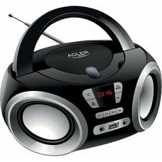 Adler Portable Cd Usb Boombox