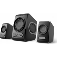 Sonic Gear Speakers Quatro V Black/Cool Grey