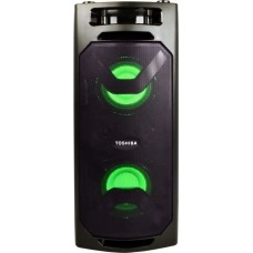Toshiba Audio Wireless Rechargeable Tower Party Speaker