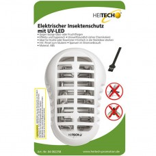Heitech Electrical Protection From Insects With Uv-Led White