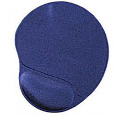 Gembird Gel Mouse Pad With Wrist Rest Blue