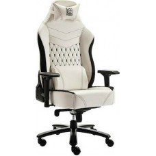 Lc Power Gaming Chair Black/White Xl Size